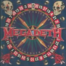 Capitol Punishment: The Megadeth Years New CD