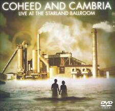 COHEED AND CAMBRIA - LIVE AT THE STARLAND BALLROOM NEW DVD