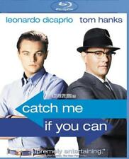 CATCH ME IF YOU CAN NEW BLU-RAY