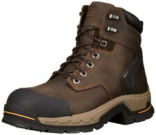 """Mens Timberland PRO 6"""" Stockdale GripMax Alloy Toe Work Boots Size 7-15 1102A214"""