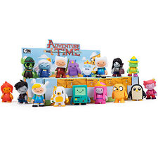 "Kidrobot ADVENTURE TIME - 3"" VINYL FIGURE *Choose your Design* MINI SERIES dunny"