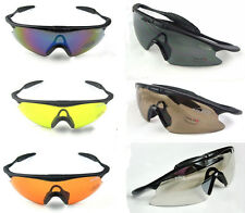 Cycling Surfing Driving Shooting Tactical Hunting Airsoft CS Sun Glasses Goggles