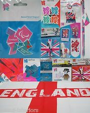 NEW LONDON ENGLAND OLYMPICS 2012 ACCESSORIES GREAT GIFT IDEAS SOUVENIRS SPORTS
