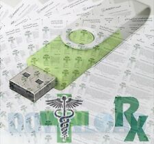 NEW HAMPSHIRE GREEN CROSS MEDICAL RX CANNABIS LABELS USB FLASH DOWNLOAD 420 USA