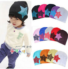 Cute Unisex Baby BoyGirl Toddler Infant Children Cotton Soft Cute Hat Cap Beanie