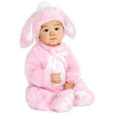 Plush Little Pink Bunny Rabbit Costume Easter Fancy Dress