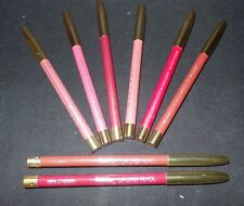 Mary Kay Wood Lip Liner Pencil ~ Berry ~ Raisin ~ Knock out Neutral ~ Cherry