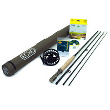"NEW - Echo Carbon XL 6wt 9'0"" Fly Rod Outfit - FREE SHIPPING!"