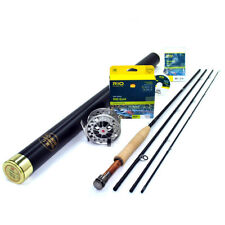NEW - Winston Nexus 586-4 Fly Rod Outfit - FREE SHIPPING!