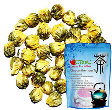 Chrysanthemum Flower Loose Leaf Tea, Flu, Relaxation - Loose Leaf Hebal Tea