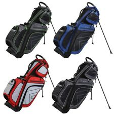Forgan of St Andrews 14 Way Divider Hybrid Golf Stand / Cart Bag