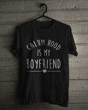 Calum Hood Is My Boyfriend T Shirt Unisex Adult Clothing Tee Tops Clothing 5SOS