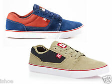 DC SHOE CO TONIK SUEDE LACE UP CASUAL OXFORD SKATE TRAINERS SHOES SIZE 5 -10 NEW