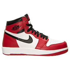 "JORDAN RETRO 1 HIGH "" 1.5 THE RETURN "" CHICAGO RED WHITE GS SZ 4-7 Y  768862-601"