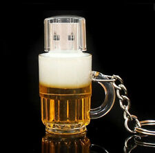4GB 8GB 16GB 32GB Beer Bottle usb 2.0 flash memory stick pen drive flash drive