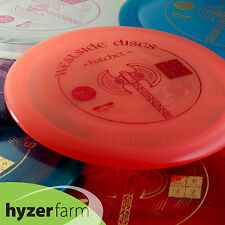 Westside ELASTO HATCHET *pick a weight and color* Hyzer Farm disc golf driver