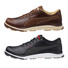 New 2015 Rickie Fowler PUMA BioDrive Leather Men's Golf Shoes -Pick Size & Color