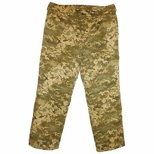Winter Military Army Digital Camo Trousers. Russian Ukrainian Uniform. BDU Suit.