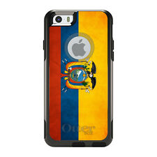 OtterBox Commuter for iPhone 5S SE 6 6S 7 Plus Ecuador Old Flag