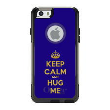 OtterBox Commuter for iPhone 5 5S SE 6 6S Plus Keep Calm and Hug Me