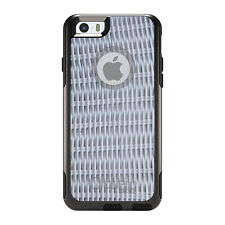 OtterBox Commuter for iPhone 5S SE 6 6S 7 Plus White Wicker Painted