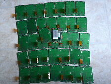 Palm Tungsten E Handheld PDA  Mainboard Logic Boards + Lot of 37 + Untested