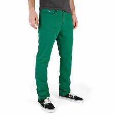 Superslick Tight Pant green slimfit Trousers with Stretch Unisex Ladies u Men's