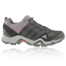 Adidas AX2 Gore-tex Womens Black Waterproof Trail Running Shoes Trainers Sneaker