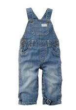 Carters Baby Boys  Classic Denim Overalls 9 12 18 24 Months Clothes