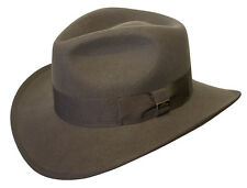 Conner Hats Waterproof & Crushable Indy Wool Fedora C1013