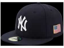 Official 2016 MLB 9-11 New York Yankees New Era 59FIFTY Fitted Hat