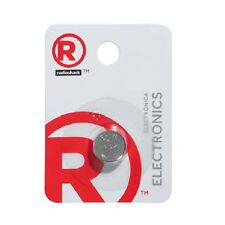 Button Cell Silver Oxide | Coin Cell Lithium Batteries RadioShack Great DEAL!