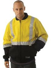 Huski Jackets Safety workwear Jackets Alloy Hi Vis Wool Blend Jackets (918019)