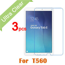 3 X Ultra Clear LCD Guard Screen Protector Cover Film For Samsung Galaxy Tab