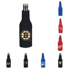 NHL Officially Licensed Bottle Suit Huggie Drink Holder - Pick Your Team