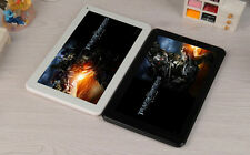 New 9 inch Tablet PC Android 4.4 Quad core Pad 8GB Dual Camera Wifi Bluetooth