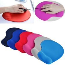 Comfort Soft Gel Rest Mouse Mice Pad Wrist Support Mat Gaming PC Laptop Computer