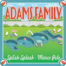 Personalized Swimming Pool Sign Custom Backyard Welcome Sign C1323
