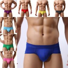 2016 Men's Sexy Cotton Underwear shorts men boxers underpants Soft Briefs