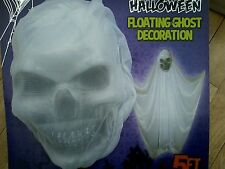 5FT Halloween Party/Prop Hanging Floating White Ghost Wall/Ceiling/Tree/Door