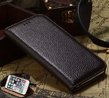 For Apple iPhone 5S/ 6 Plus Luxury Magnetic Flip Leather Wallet Case Stand Cover