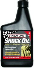 FINISH LINE SUSPENSION SHOCK FORK OIL 5 Weight 16oz for Road Bike Fixie MTB NEW