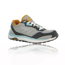 Hi-Tec Womens Shadow Grey Sport Outdoor Trail Running Trainers Sneakers Shoes