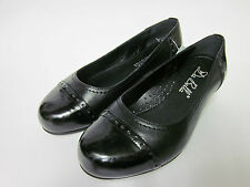 """DB Shoes Da Bella """"Beth"""" Womens Court Shoes Wide Fitting"""