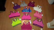 Under Armour Womens' Heat Gear Sports Bra, Many Styles/Colors MSRP $24.99-$35.99