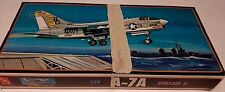 VERY NICE HASEGAWA 1/72 SCALE LTV A-7A CORSAIR 2  PLASTIC MODEL AIRPLANE KIT !!