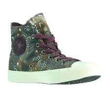 CONVERSE Ladies Chucks Hi Taylor Oriental brown All Star Sneaker trainers