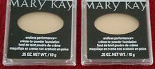 Mary Kay Creme to Powder Foundation. ENDLESS PERFORMANCE.  Choose your Shade!!!!