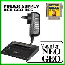 SNK Neo Geo AES Power Supply Adapter Pack PRO POW POW2 POW3 Aussie 5V 10V models