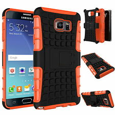 Heavy Duty Tough Shockproof Kickstand Hard Armor Case Cover For Samsung Galaxy